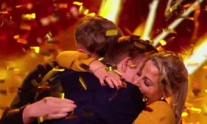 golden buzzer win