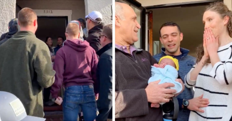 Army Veterans Get Adoption Surprise From Fire Department