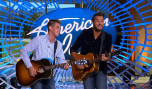 bryan and ethan sing on american idol