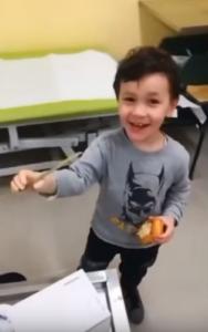 guilio's bionic arm