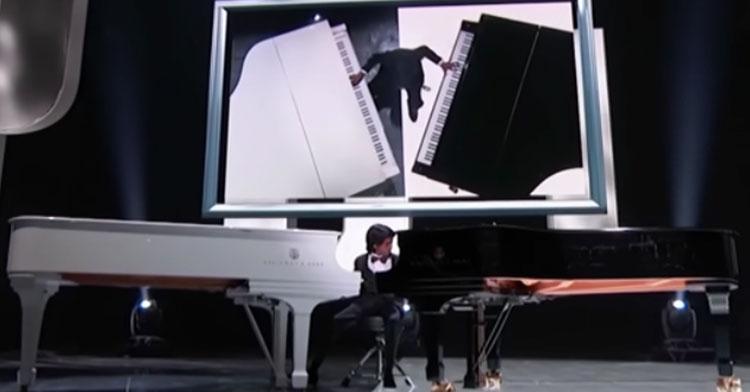 worlds best piano