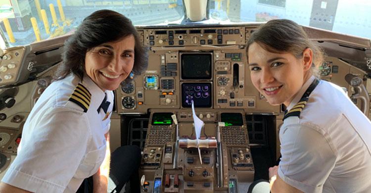 family flight crew