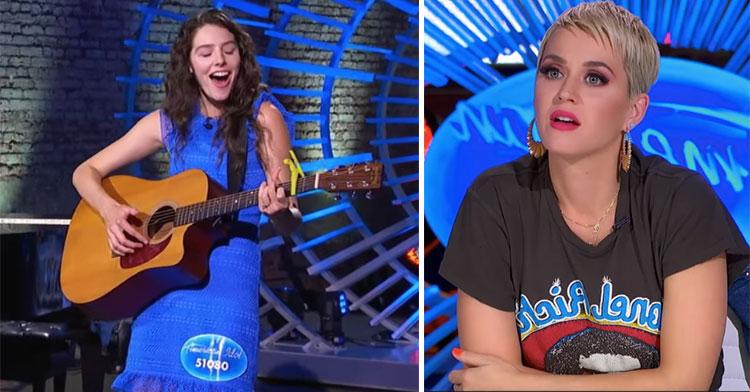 evelyn idol audition