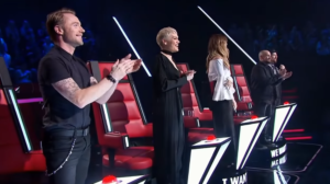 judges give standing ovation