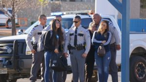 officers support herrera's family