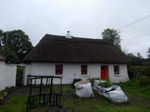 cottage before the fire