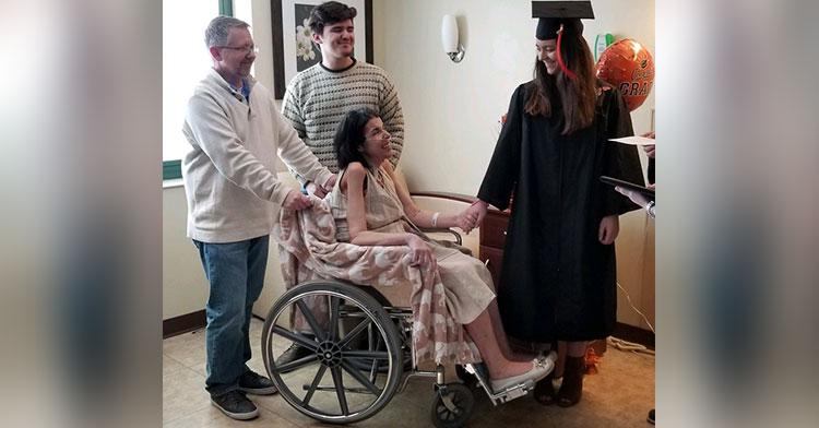 hospital graduation