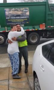 jonathan hugs antonio
