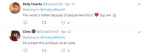 gratitude test tweets