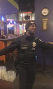 officer badger sings
