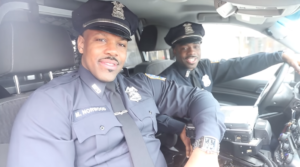 officers norwood and badger