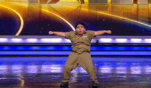akshat on india's got talent