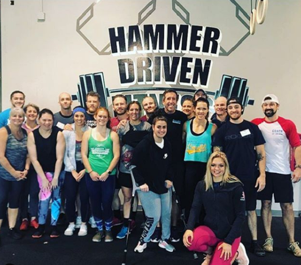 hammer driven fitness