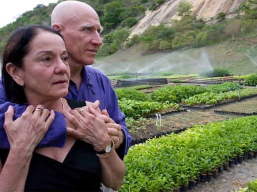 sebastião and lélia salgado