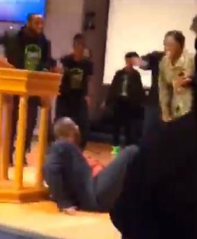 jerome falls floor