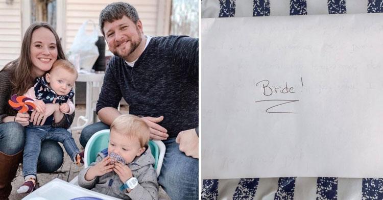 husband letter
