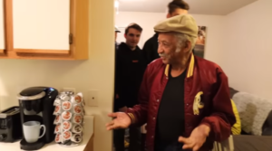 bobby's new place