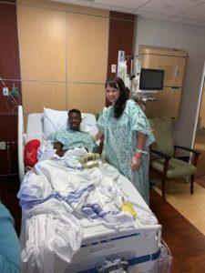 starr daniel after transplant