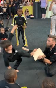 phoenix karate board