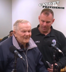 Adorable 90-Yr-Old Appears In Traffic Court & Gives Judge Sweetest Reason For Speeding.