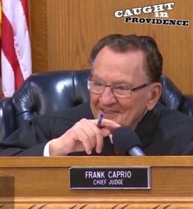 judge frank caprio