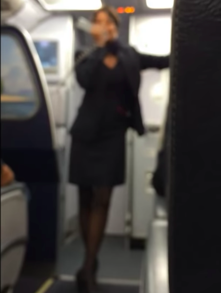 spirit flight attendant
