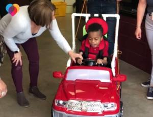 go baby go electric cars
