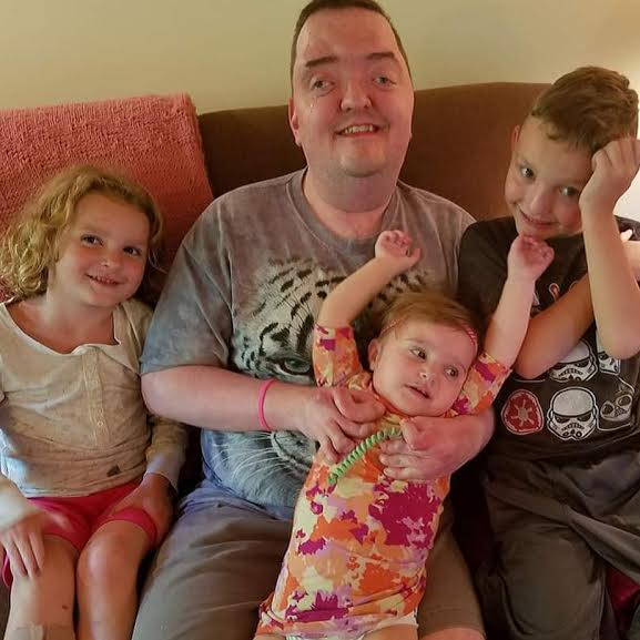 I Wasn't Sure How My Brother Has Developmental Disabilities Would Be With My Kids.
