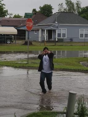 brad flood dance usher