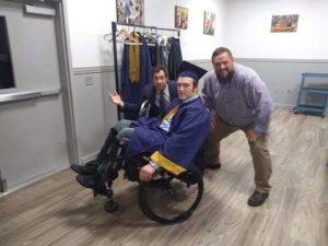 kolton graduation