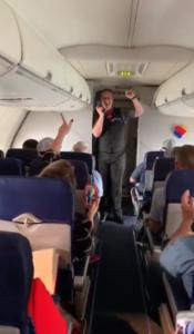 flight attendant oklahoma