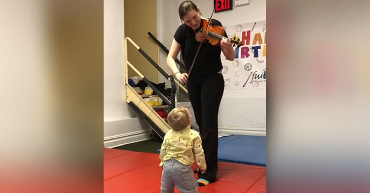 toddler violin