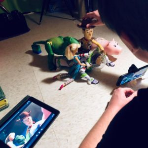 toy story 3 stop motion animation