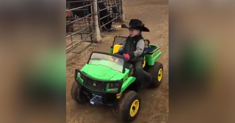rancher merrick