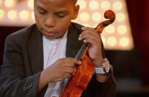 violin player tyler