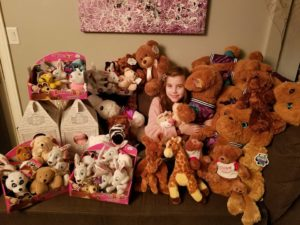stuffed animals for sick kids