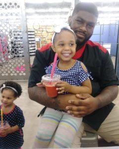 james and kids