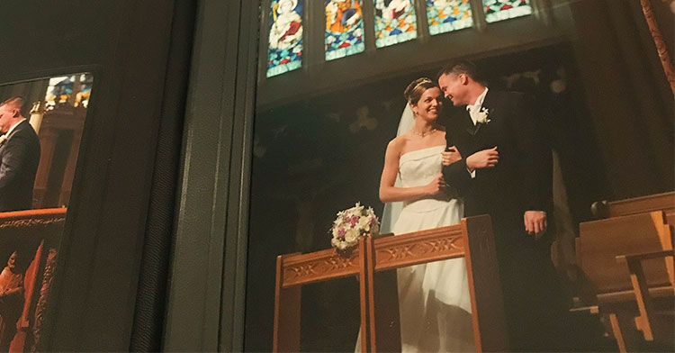 jennifer zumbiel wedding