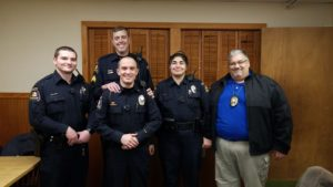 trenton police officers