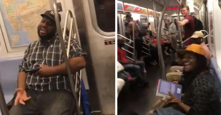 bsb subway sing-along