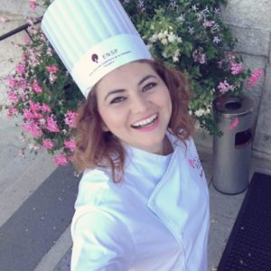 French pastry chef