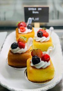 quixote bakery cafe desserts