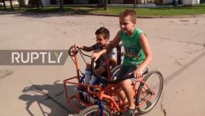 special tandem bike