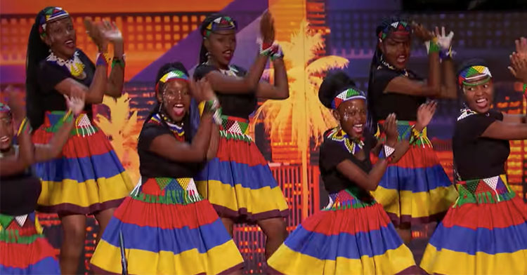south african choir agt