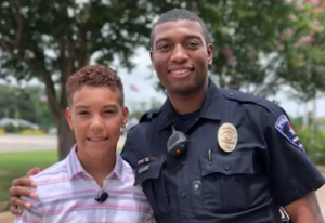 josh and officer wilson