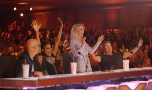 julianne hough golden buzzer