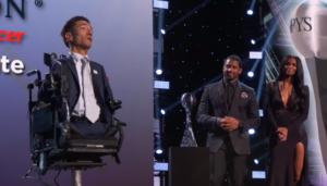 coach mendez acceptance speech