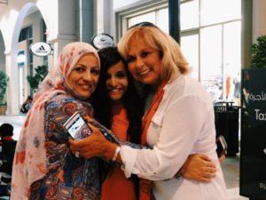 teeba with two moms
