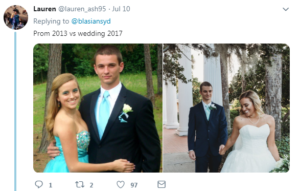 prom wedding photos