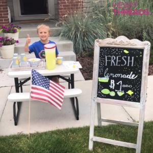brady's lemonade stand